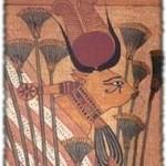 Hathor as Cow