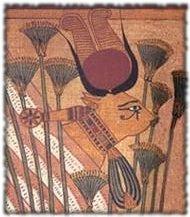Hathor Papyrus Ani